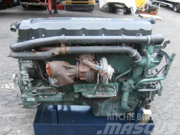 Volvo D13A480EC06 / D 13 A 480 EC 06, 2008, Motorer