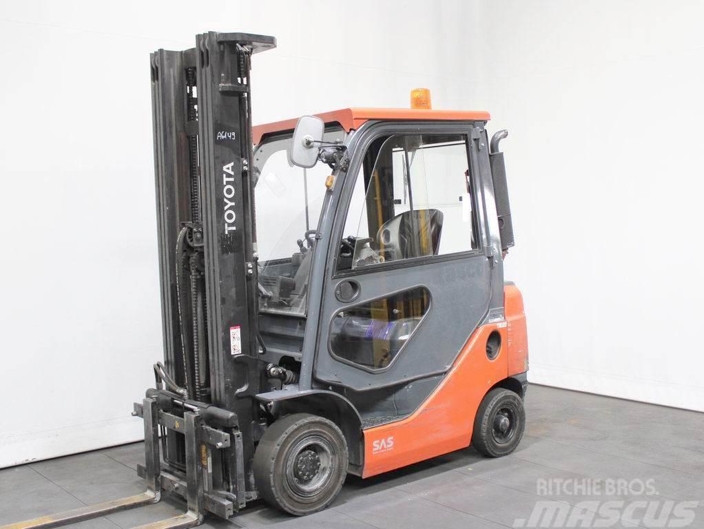 Toyota 06-8 FDF 18 F