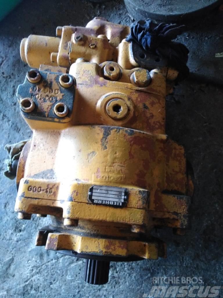 Liebherr LMV 125 hydraulic motor for liebherr 912