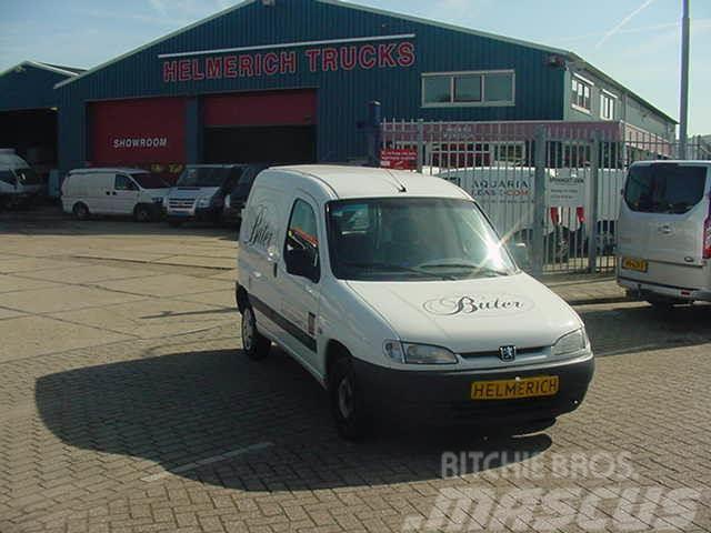 Peugeot Partner 1.9 D 51 KW