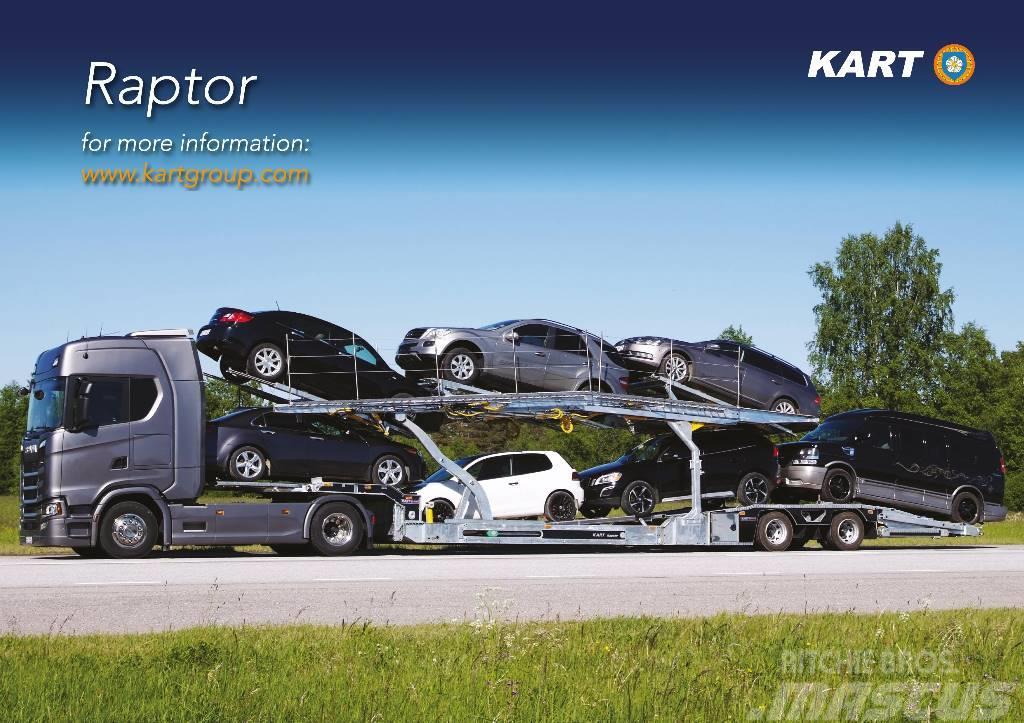 Kart Performance Trailers RAPTOR
