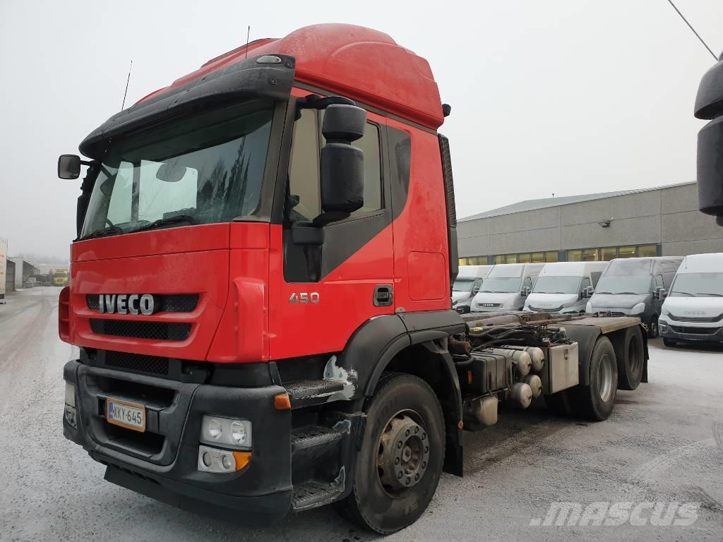 Iveco AT260S45 6x2