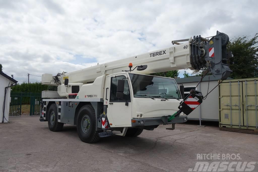 Terex AC40-2L – 40 Ton All Terrain Crane
