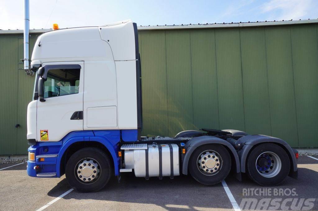 Scania R 450 6X2 TOPLINE RETARDER