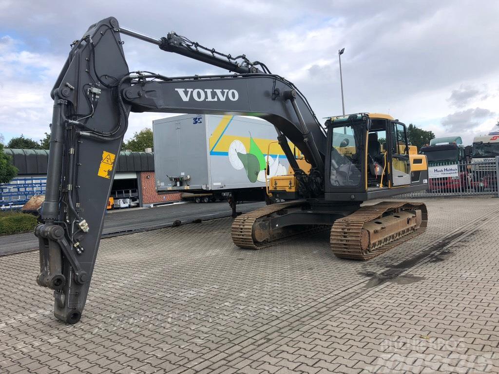 Volvo EC250EL