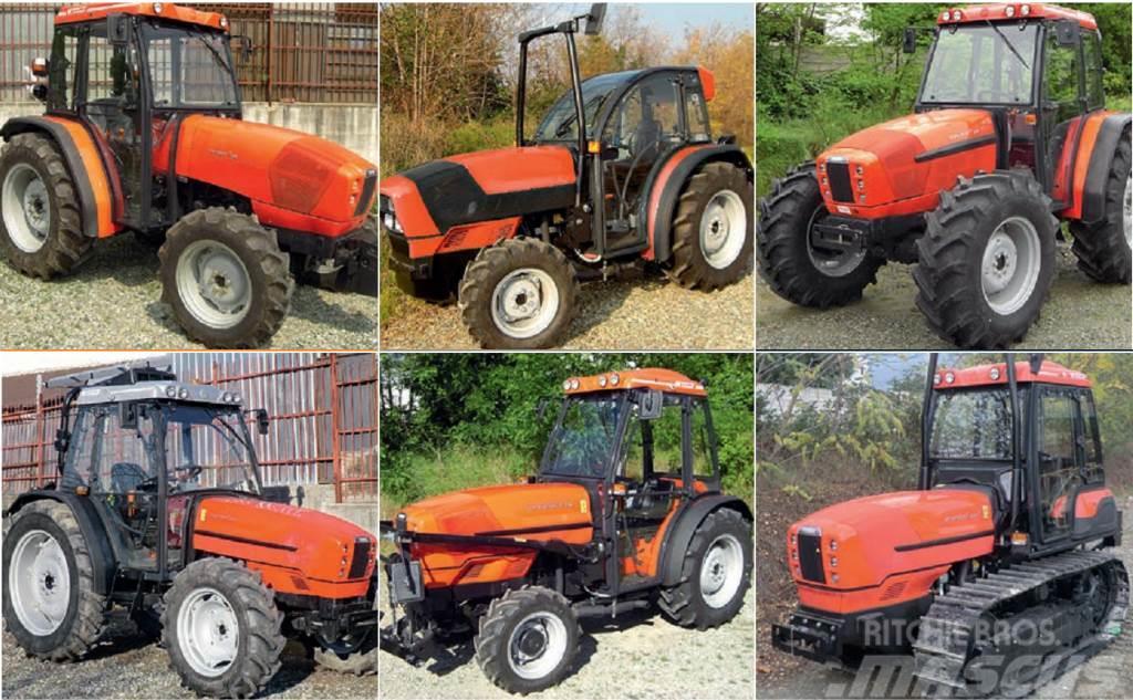 [Other] Cabines Novas para Tractores