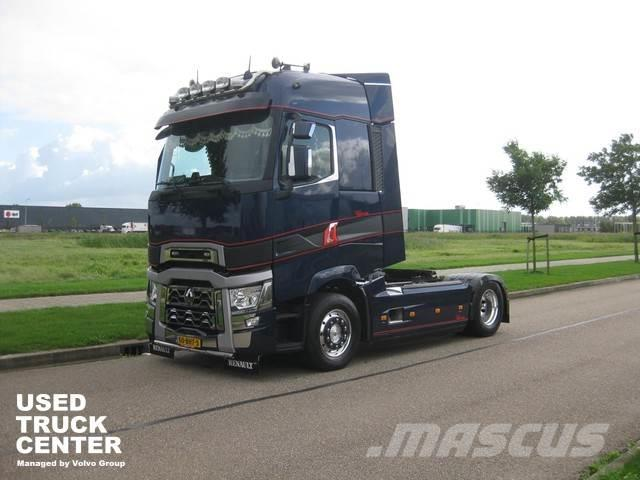 Renault T HIGH 520 High Edition 301.446 km Red Bull Blue