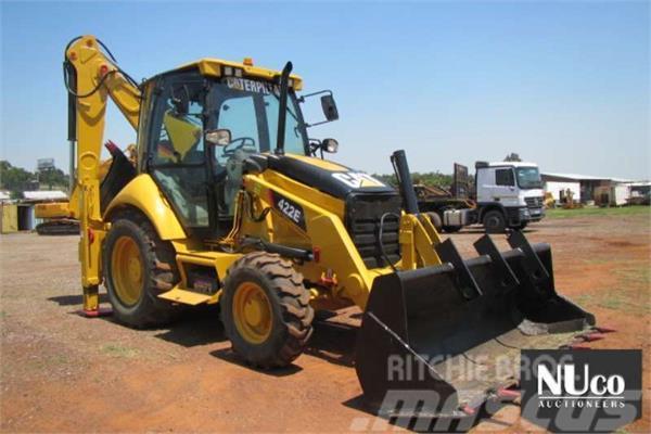 Caterpillar CAT 422E 4X4 TLB#CAT0422EPHBE00294