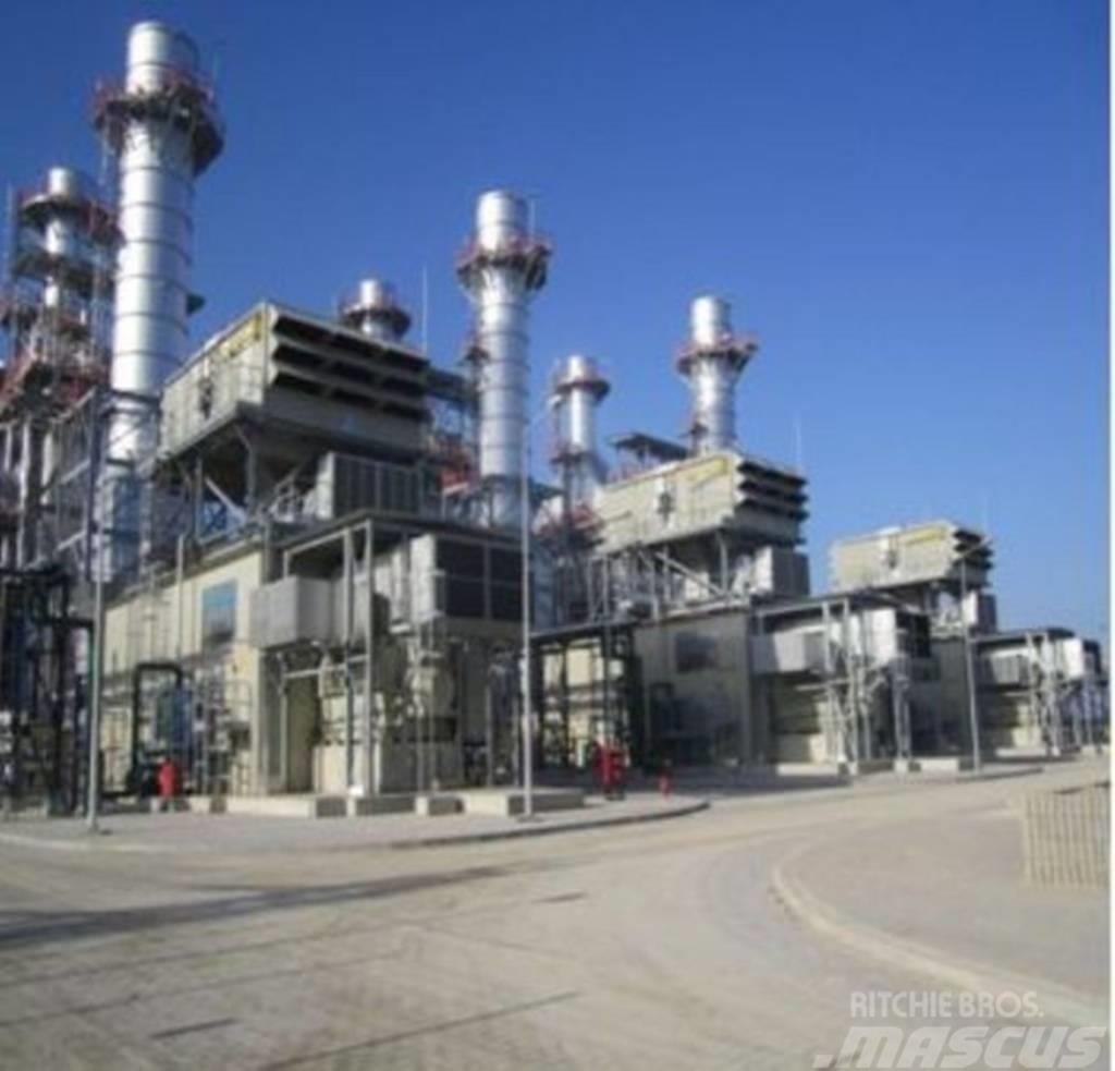 Siemens SGT-800 Gas Turbine 50 HZ, 200 MW - Other Generators