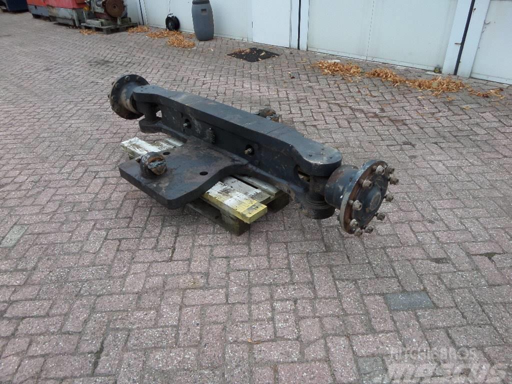Kalmar steering axle 90-600
