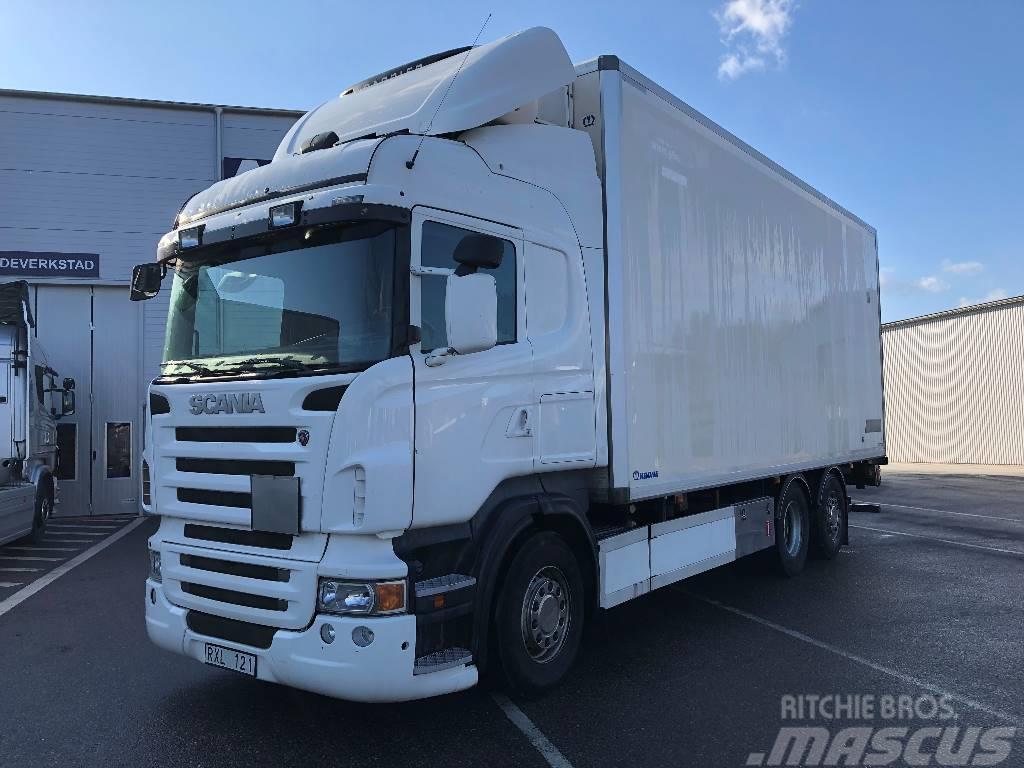 Scania R440 6x2*4 Kylbil   155 000:-