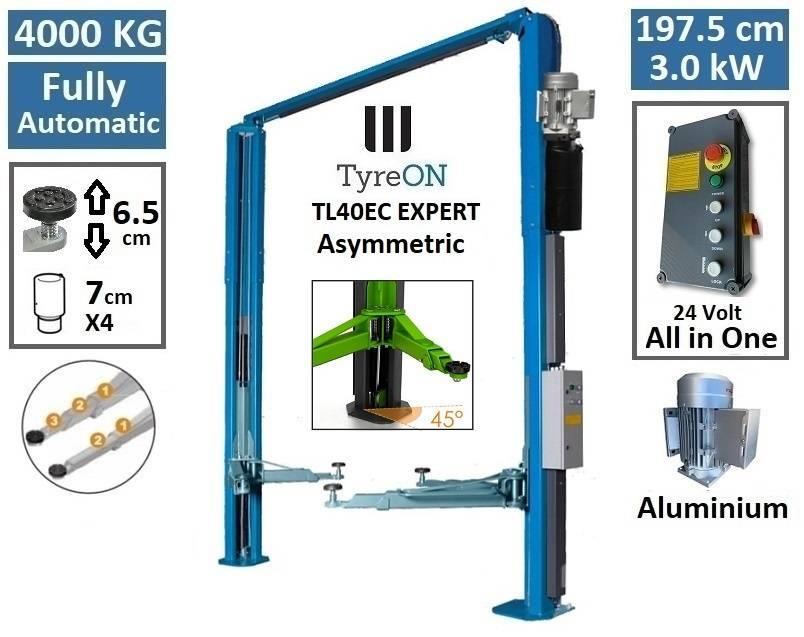 TyreOn TyreON TL40EC EXPERT | 4000 KG | 2 Post lift