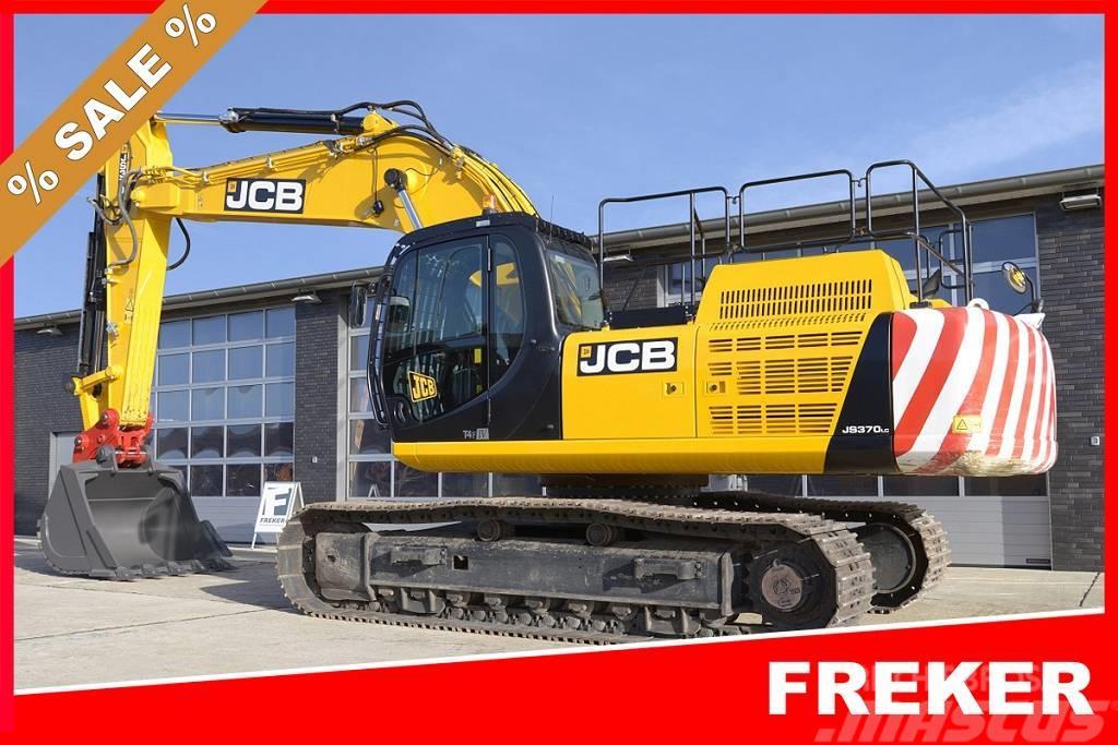 JCB JS370 LC .. Ex-Demo .. 2017 - 1.152 h .. ID-1615 -