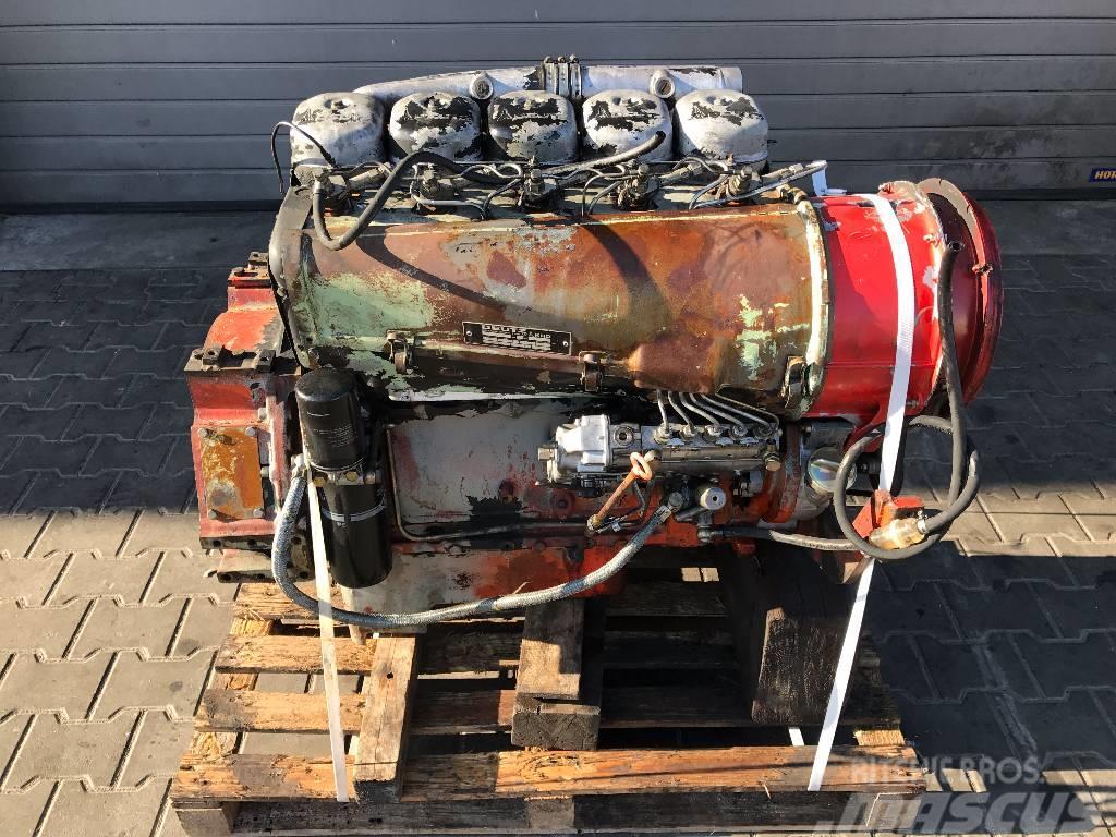 Deutz F5L912 Diesel Motor Kramer Schaeff Zeppelin Atlas