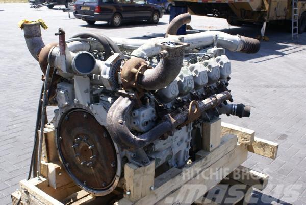 Mercedes-Benz OM 443 LA, 2012, Motorer