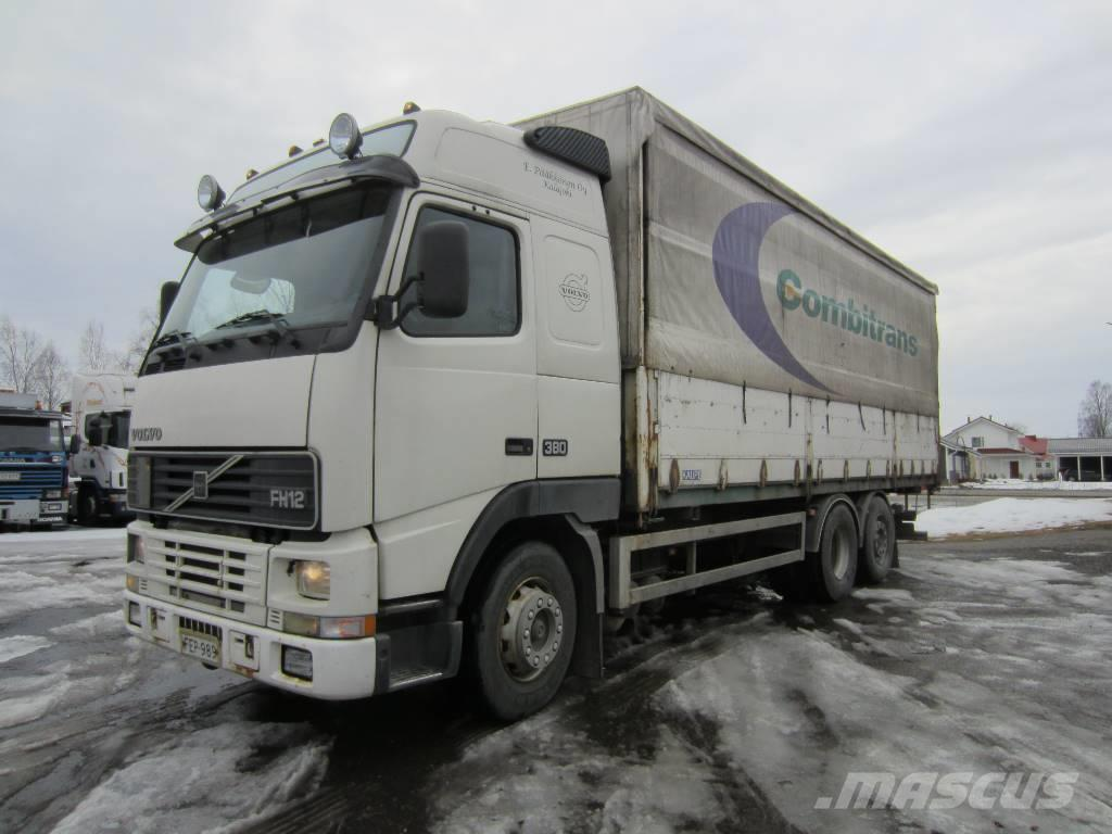 Volvo FH 12 6X2 4800