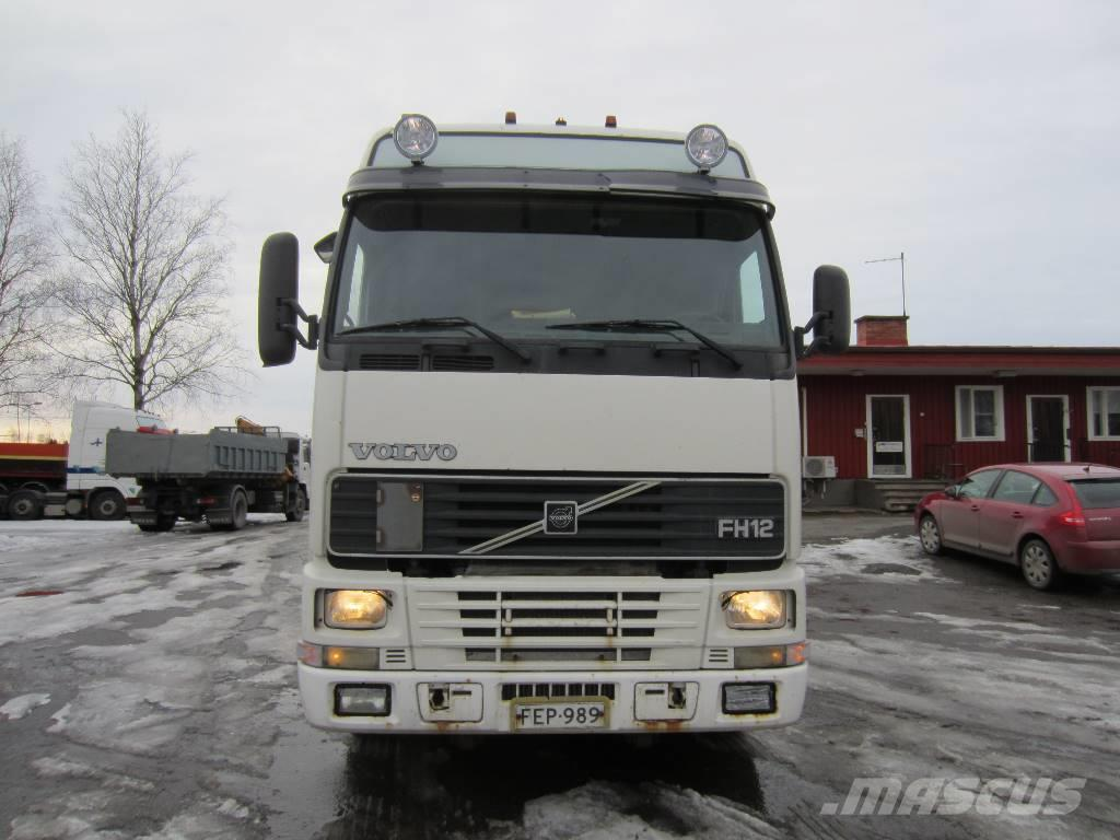 Used Volvo FH 12 6X2 4800 curtain Side Trucks Year: 1997 Price: $11,229 for sale - Mascus USA