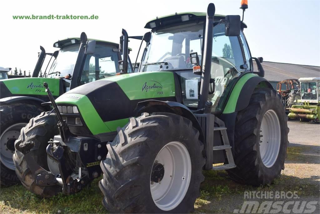 Deutz-Fahr Agrotron 155