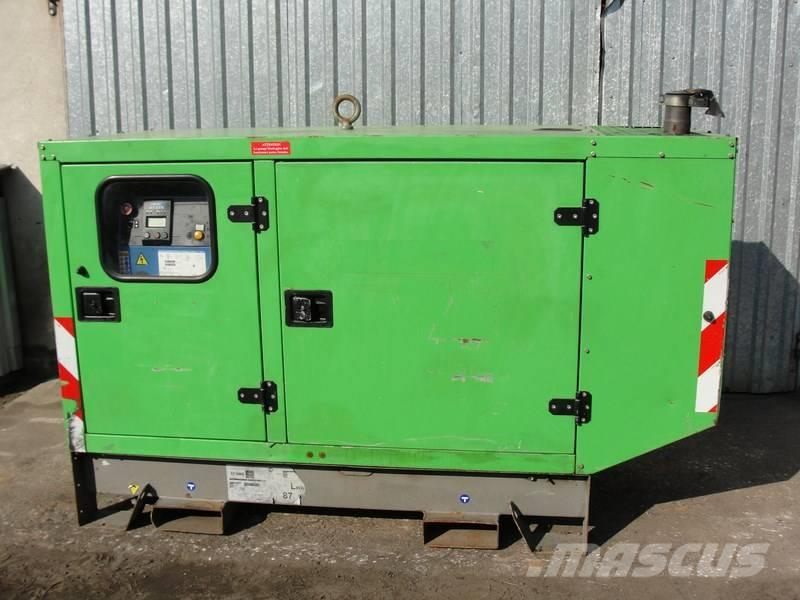 Sdmo R 22 C2 Generator Stromerzeuger NR 86
