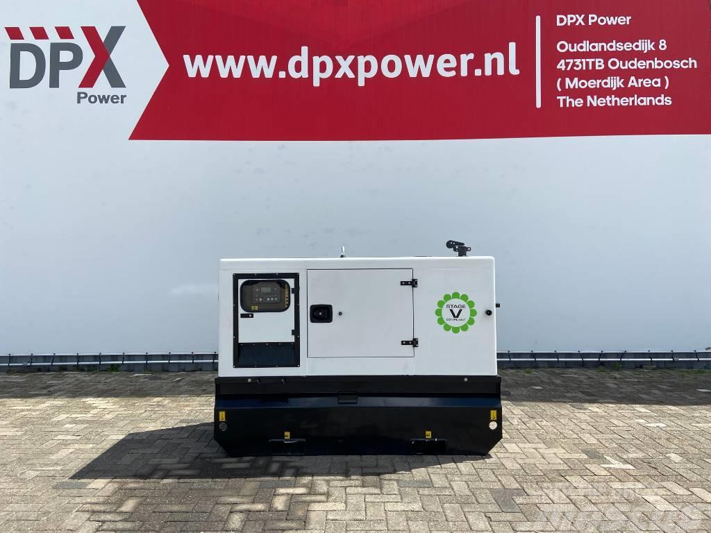 Kohler KDW1404 - 12 kVA Stage V - DPX-19001