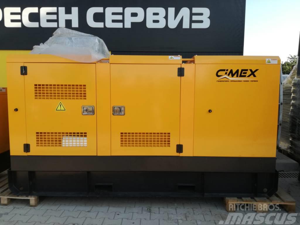 [Other] Diesel Generator 165 kVA CIMEX SDG160