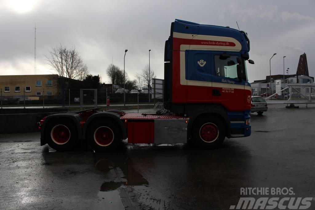 Scania R 500 6x2 Hyd.