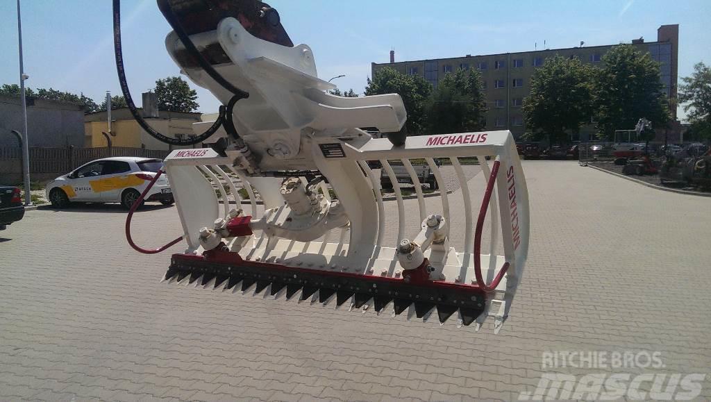 Michaelis łyżka kosząca M 1500 SGL, 2016, Inne maszyny komunalne