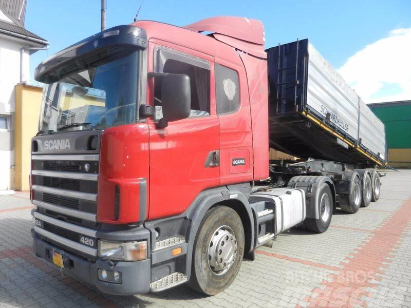 Scania 124 G420