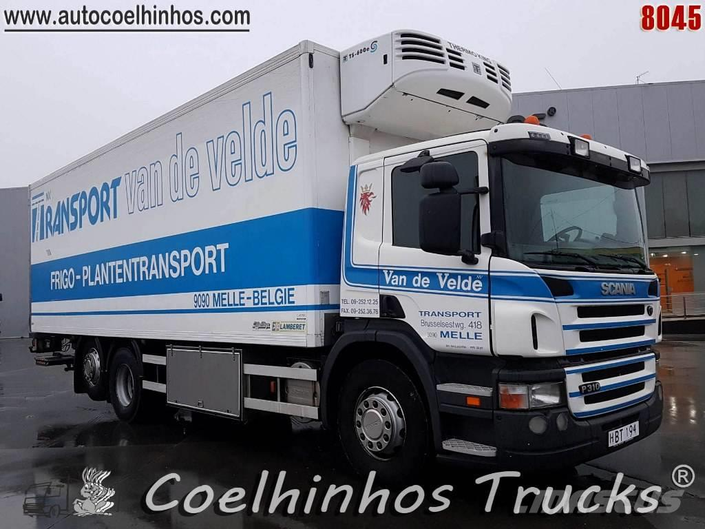 Scania P 310 // Thermo King TS600E