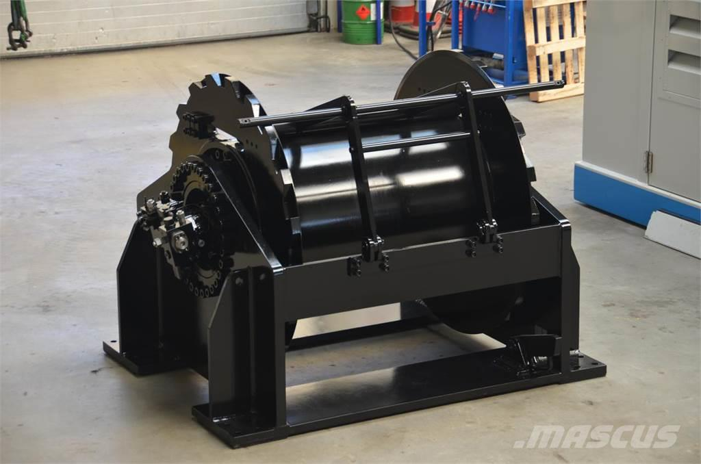 [Other] Winch/Lier/Winde 30 Tons DEGRA DHW488-300-300-38-
