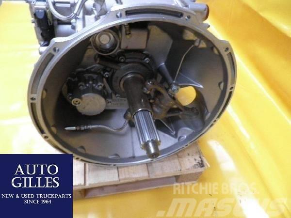 Mercedes-Benz Axor G211-12 EPS 3 / G 211-12 EPS 3