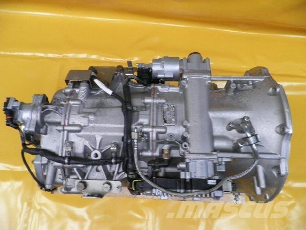 Mercedes-Benz Axor G211-12 EPS 3 / G 211-12 EPS 3, 2010, Växellådor