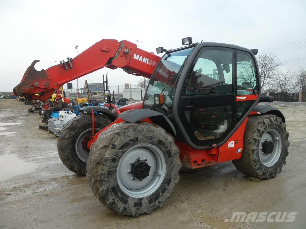 Manitou MLT633 LST