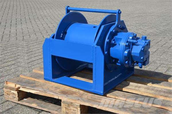 [Other] DEGRA Winch/Lier/Winde 1,8 Tons DHW3-18-60-15-ZP