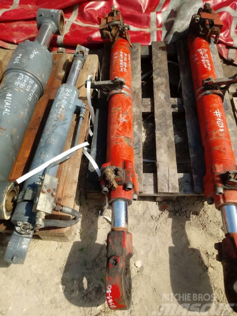 O&K Siłownik O&K Hydraulic cylinder 155 60 80 70