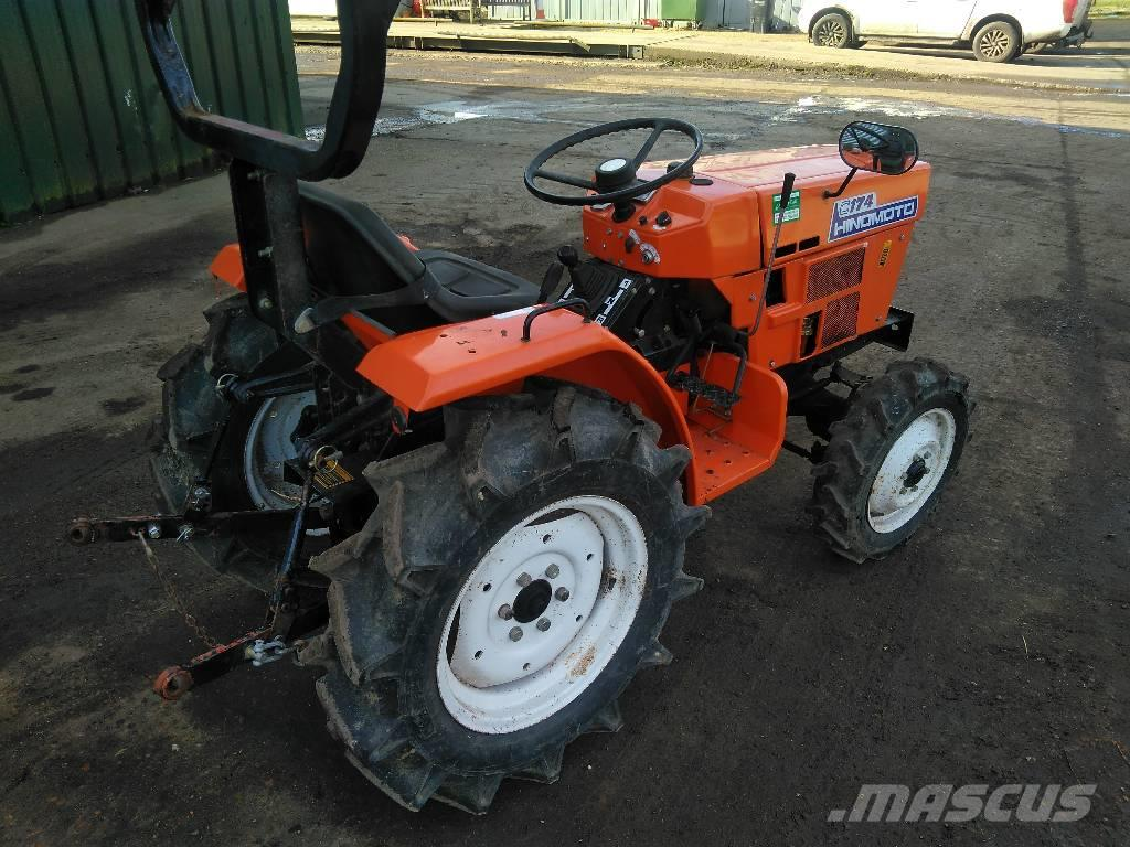 hinomoto c 174 gebrauchte traktoren gebraucht kaufen und verkaufen bei mascus deutschland. Black Bedroom Furniture Sets. Home Design Ideas