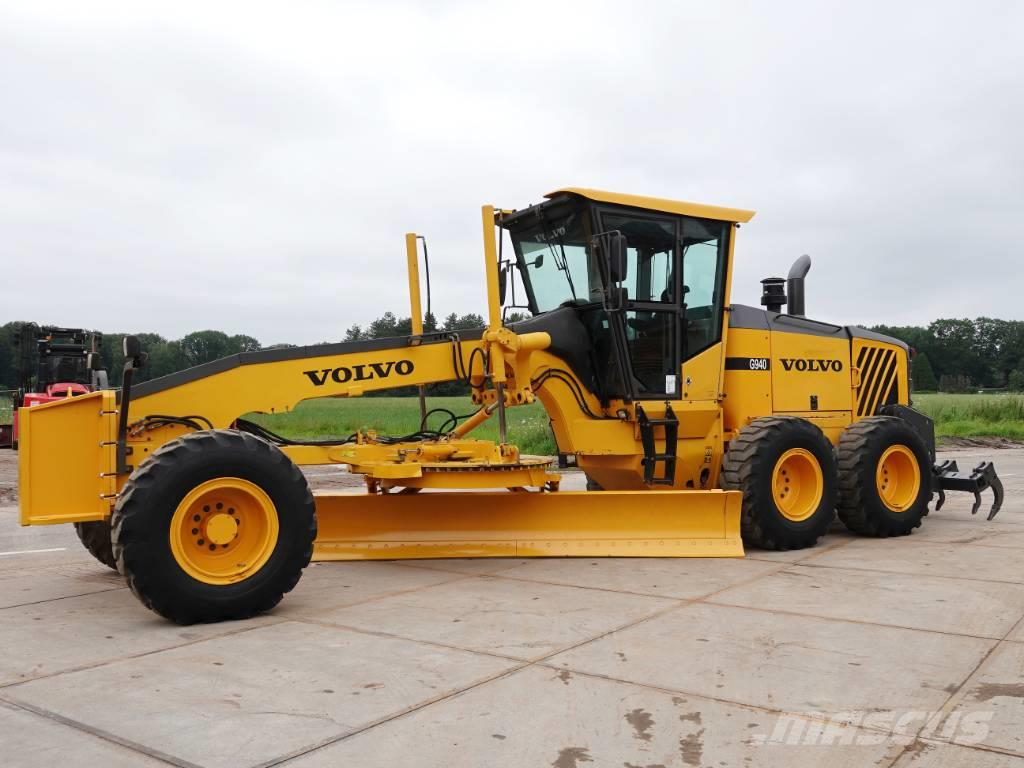 Volvo G940 - Excellent Condition / Low Hours