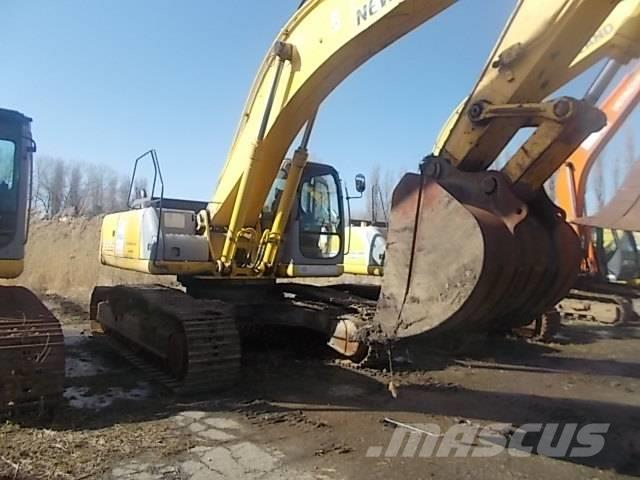 New Holland KOBELCO E385LC