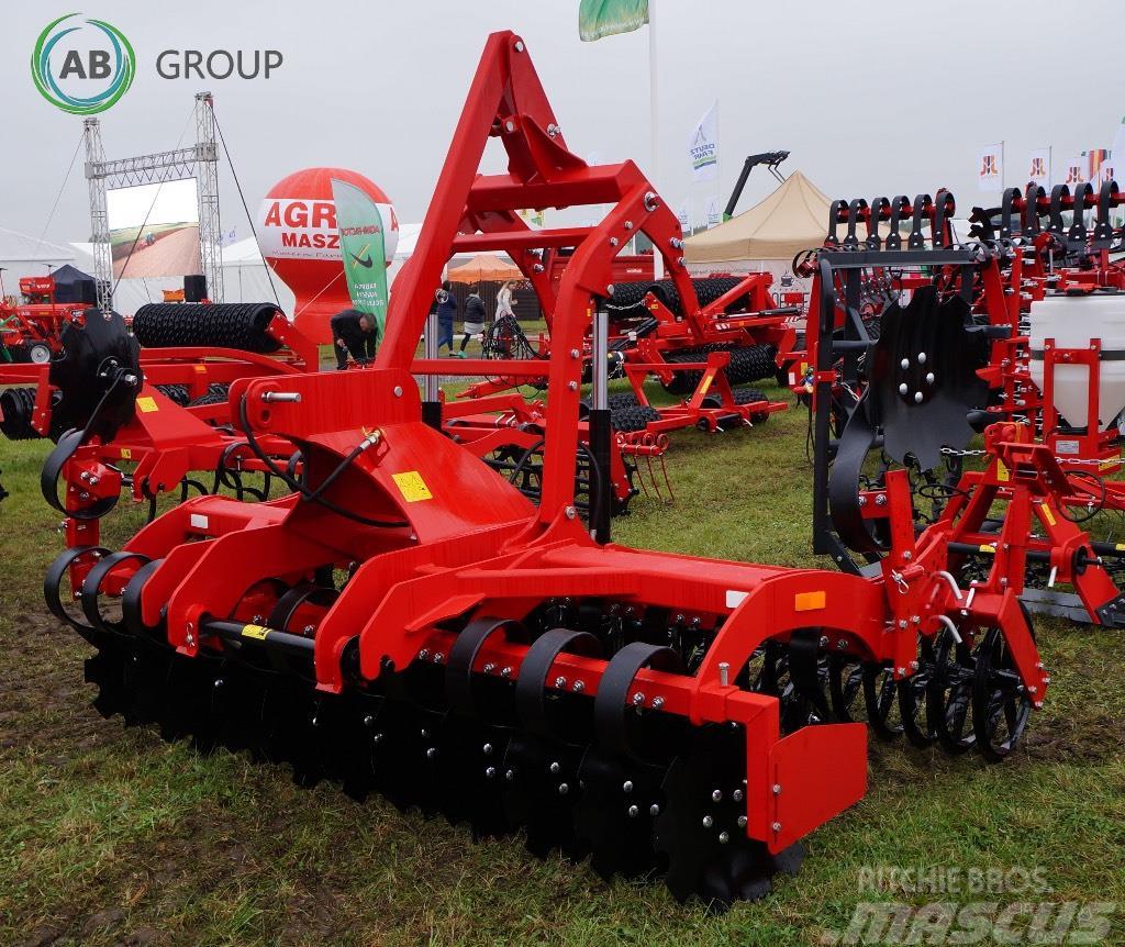 Agro-Factory Scheibenaggrega/Disc harrow cultivator 3 m THOR AT
