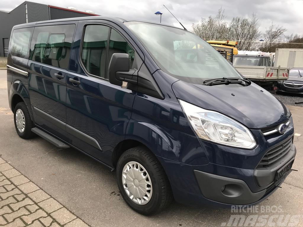 Ford Ford Tourneo Custom L2H1-9 Sitze-Klima-Tempo