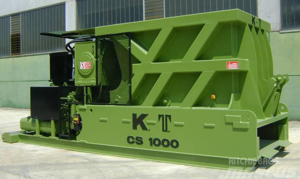 Kyoto CS1000 Horizontal Scrap  Shear