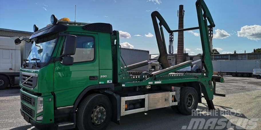 Volvo FM330 extendable box EURO 5