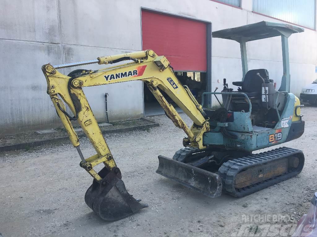 Yanmar B 19