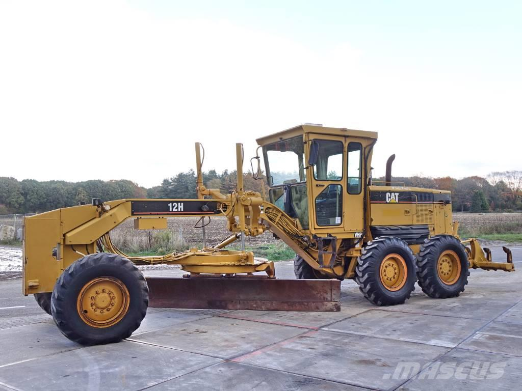 Caterpillar 12H - Good working condition / multiple units