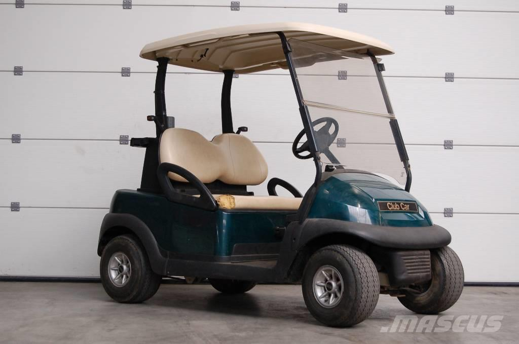 club car precedent preis golfwagen golfcart. Black Bedroom Furniture Sets. Home Design Ideas