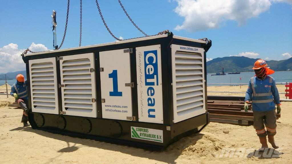 Caterpillar Diesel - Hydraulic Power pack