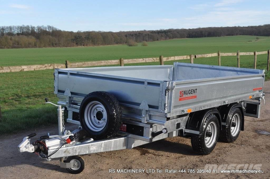 Nugent T3118H TIPPING TRAILER