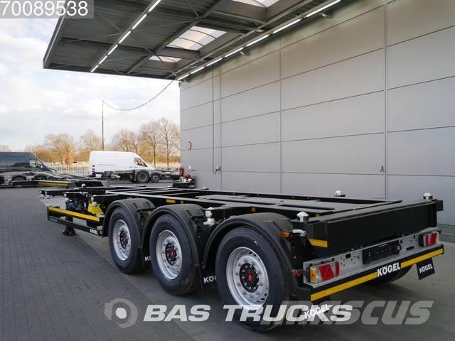 Kögel Port-MAXX 40 Simplex SWCT 3 axles Ausziehbar S24-2