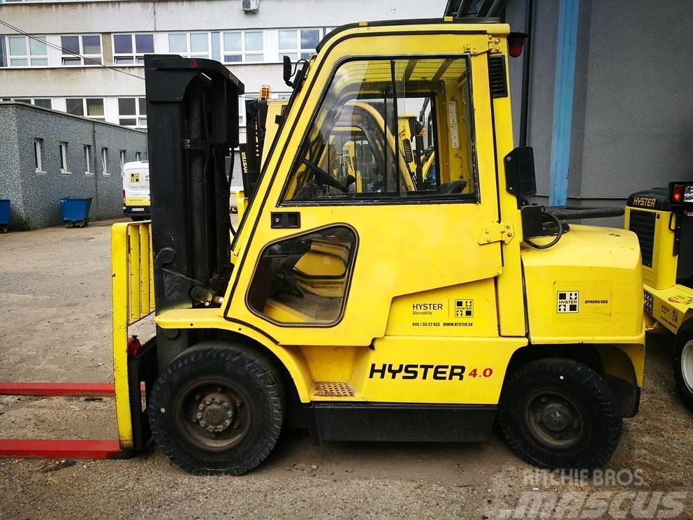 Hyster H4.00XM-5 LPG