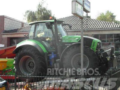 Deutz-Fahr Agotron TTV 7.250, 2013, Traktorer